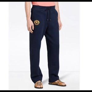 New NwT Burberry sweat pants tracksuit